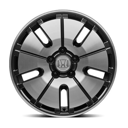 "Cerchio in lega da 17"" Gunpowder Black"