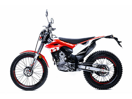 Montesa 4Ride left side